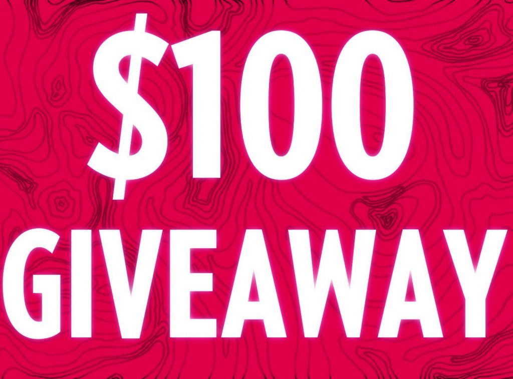 100giveaway